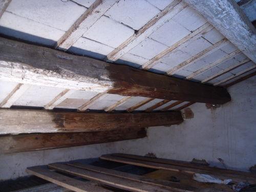 TERMO SABBIATURE restauro soffitti antichi , tetti in ...